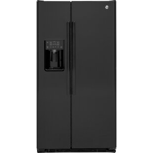 21.9 cu. ft. Side by Side Refrigerator by GE Appliances