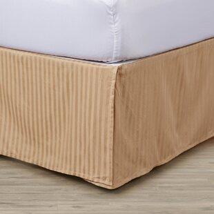 Hogansville 15 100% Egyptian-Quality Cotton Bed Skirt
