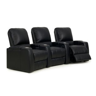 Latitude Run Home Theater Row Seating (Row of 3)