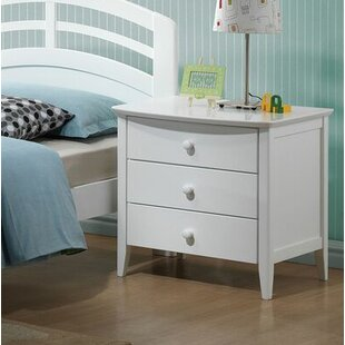 Affordable Luella 3 Drawer Nightstand by Winston Porter Reviews (2019) & Buyer's Guide