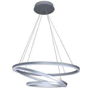 Modern contemporary foyer chandelier allmodern save aloadofball Image collections