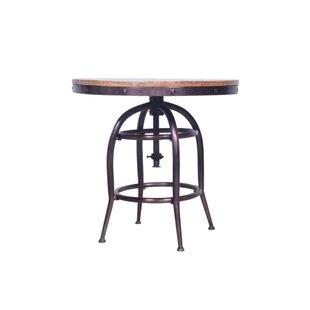 Moline Adjustable Pub Table Williston Forge