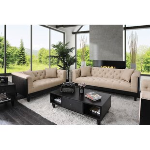 Best Reviews Molter Configurable Living Room Set by House of Hampton Reviews (2019) & Buyer's Guide