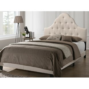 Richelieu Upholstered Panel bed