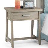 Ine 1 Drawer Nightstand by Birch Lane™