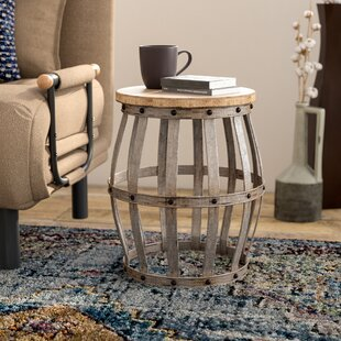 Sand Springs End Table by Tren..
