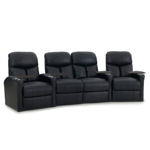 Captivating Home Theater Loveseat (Row Of 4)