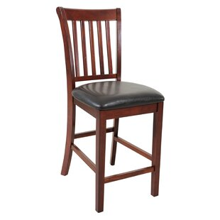 Jesenof Modern Solid Wood Dining Chair Red Barrel Studio