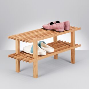 6 Pair Shoe Rack By Zeller