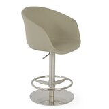Tribeca Swivel Adjustable Height Bar Stool by sohoConcept
