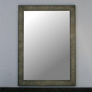 Best Reviews Ayers Village Wall Mirror Mirror ByBloomsbury Market