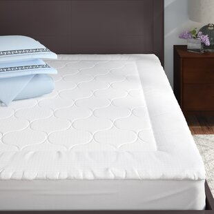 2 Polyester Mattress Pad by Alwyn Home