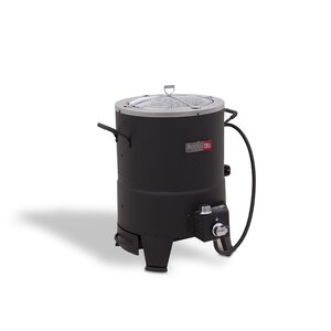 TRU Infrared The Big Easy Oil-less Turkey Fryer