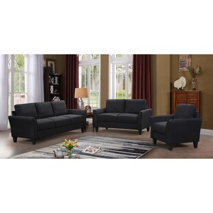 Goldnilla 3 Piece Living Room ..