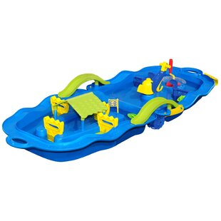Folding Water Fun Trolley Play Set Sand & Water Table By Starplay