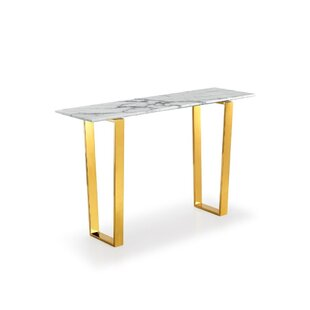 Tisbury Console Table By Everly Quinn