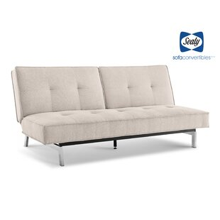 Clearance Anson Sofa by Sealy Sofa Convertibles Reviews (2019) & Buyer's Guide