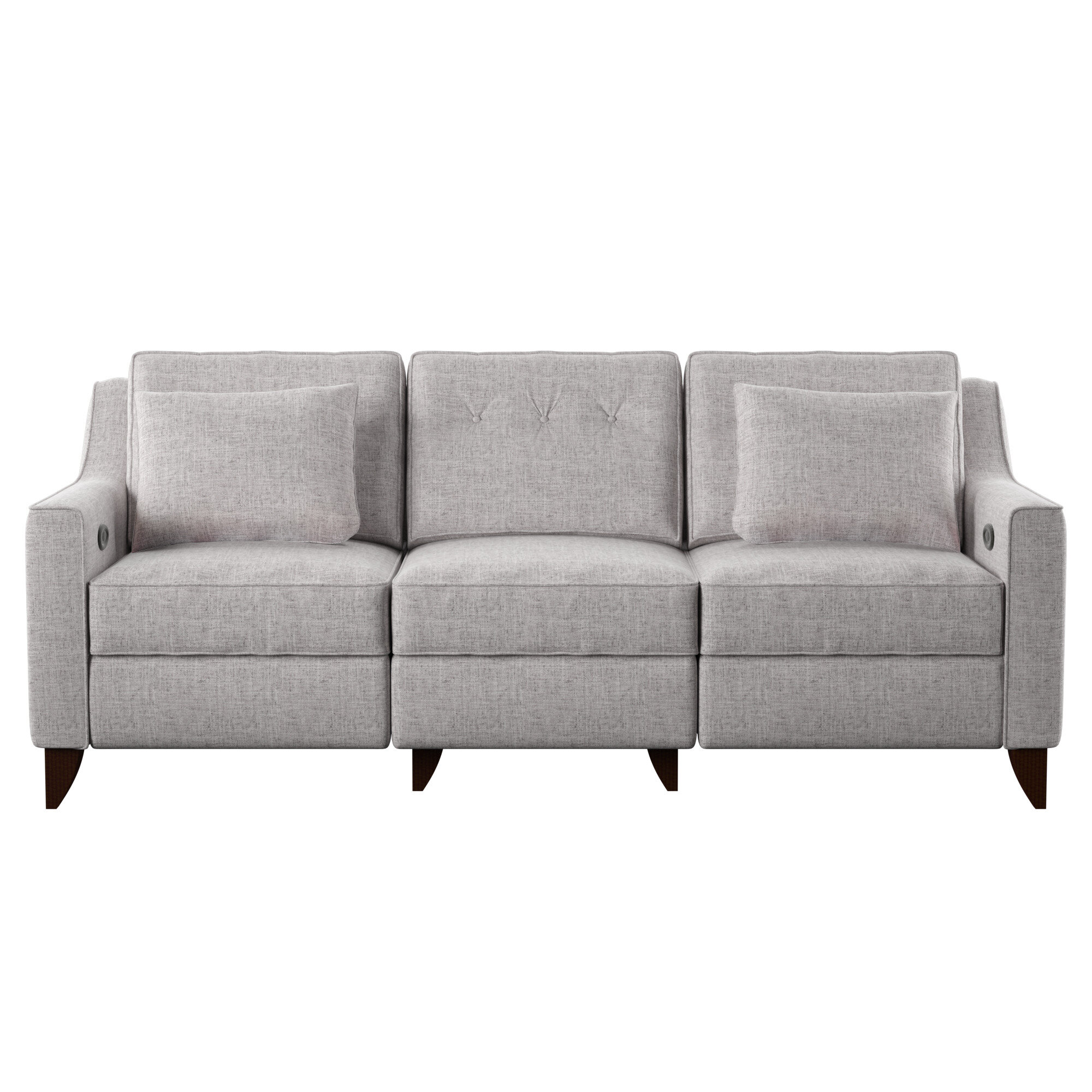 Wayfair Custom Upholstery™ Logan Reclining Sofa U0026 Reviews | Wayfair