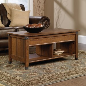 Newdale Coffee Table with Lift Top by Loon Peak