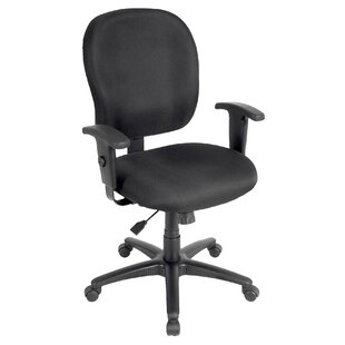 Symple Stuff Argent Task Chair