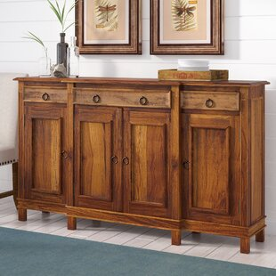 Minneola Cottage Wood Sideboard by Beachcrest Home