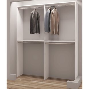 Searching for Demure Design 63W Closet System ByTidySquares Inc.