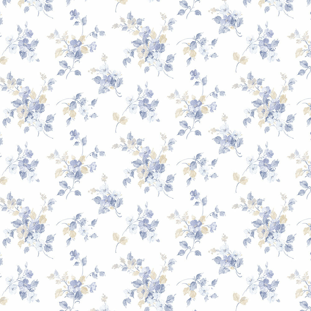 August Grove Dupuy 32 7 L X 20 5 W Classic Floral Wallpaper Roll