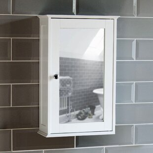 Led Illuminated Bathroom Mirror Cabinet Shaver Socket Sensor