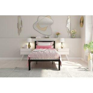 Ebern Designs Nageshwar Platform Bed