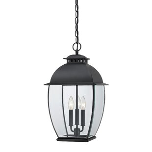 Three Posts Wilsonville 3-Light Outdoor Hanging Lantern