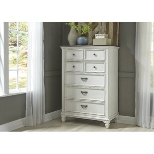 Ophelia & Co. Gerth 5 Drawer Chest