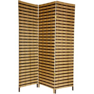 Oriental Furniture 3 Panel Room Divider