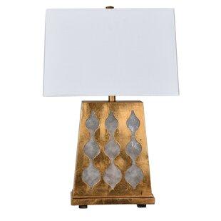 Everly Quinn Elvie 28'' Table Lamp