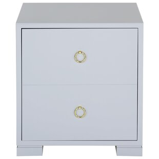 Willa Arlo Interiors Reynaldo 2 Drawer Ch..