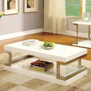 Audriana Coffee Table by Orren Ellis