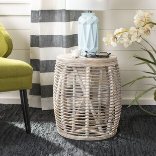 Amidon Drum End Table