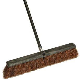 18 Block Push Broom