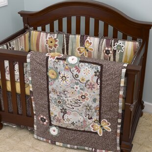 Check Prices Pavo 4 Piece Standard Crib Bedding Set By Harriet Bee
