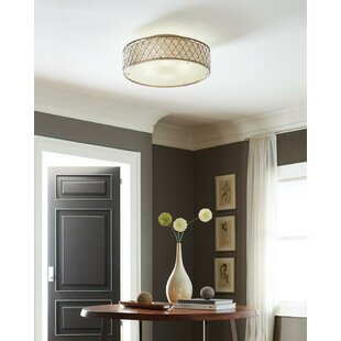 Willa Arlo Interiors Somona 6-Light Semi Flush Mount