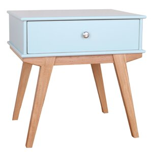 Lucille End Table by Porthos H..