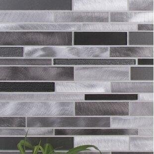 Twilight Random Sized Mixed Material Mosaic Tile