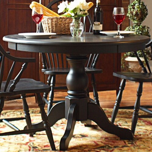 Dining Table andover mills biermann dining table & reviews | wayfair