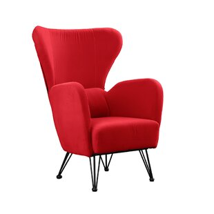 Calhoon Wingback Chair