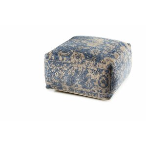 Upholstered Ottoman by Yum..