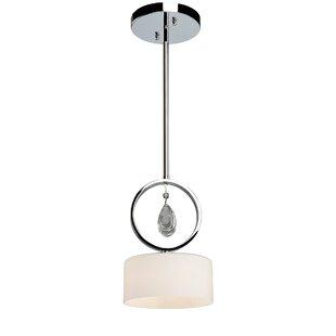 Rosdorf Park Martina 1-Light Mini Pendant