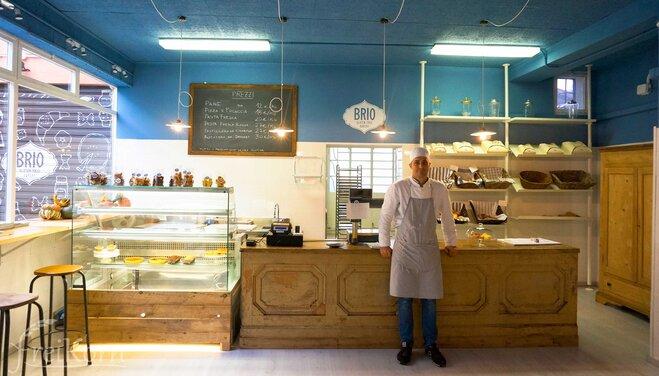 Bäckerei in Verona