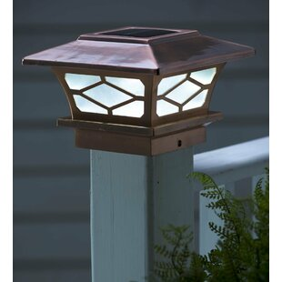 Fence post cap landscape lighting youll love wayfair fence post cap landscape lighting aloadofball Choice Image