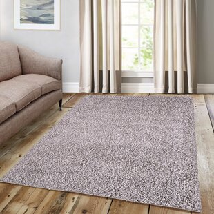 Pera Cozy Contemporary Soft Gray Area Rug