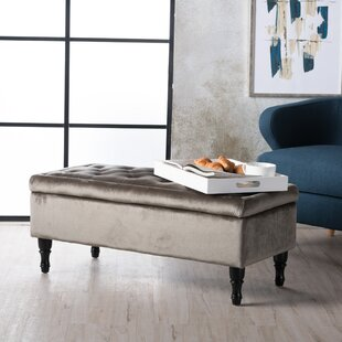 Darby Home Co Higginbotham Storage Ottoman