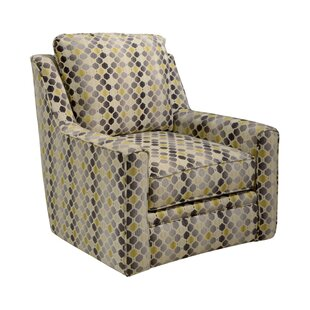 Latitude Run Sussex Swivel Armchair